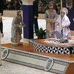 Eucaristía por el Bicentenario de la Independencia de AL – Audiencia General