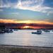 Sydney Sunset by Dean Croshere