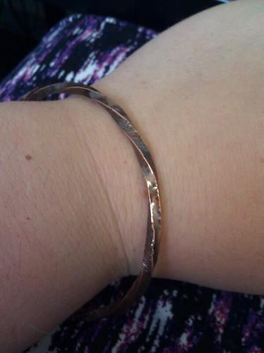 Bracelet prototype