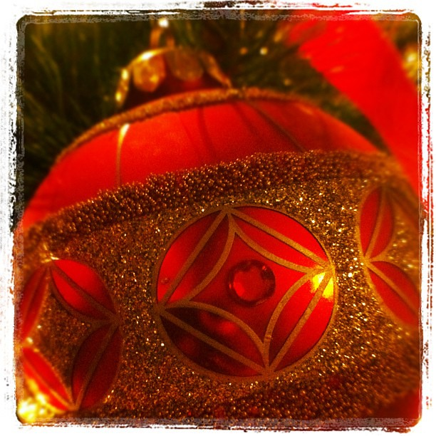 Christmas ornament!