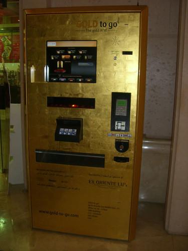Gold ATM