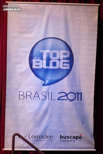 Top Blog 2011 - Logo