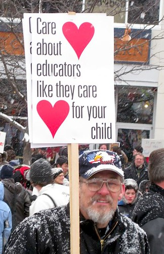 care about educators