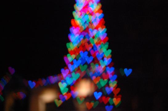 pretty christmas lights