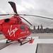 Small photo of London Air Ambulance and City