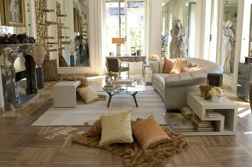 Versace G1 Sofa room set