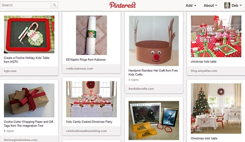 Pinterest - Kids' Christmas Activities
