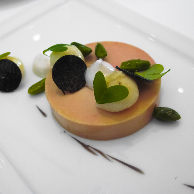 04. Foie Gras Torchon (Detail) | Flickr - Photo Sharing!