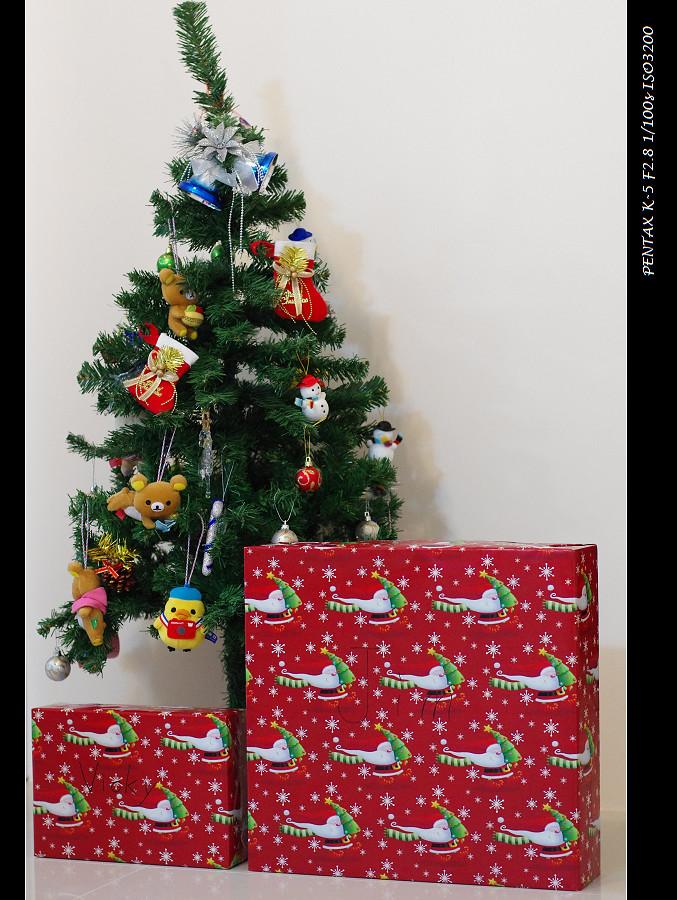 2011/12/24 聖誕老公公 該上工了