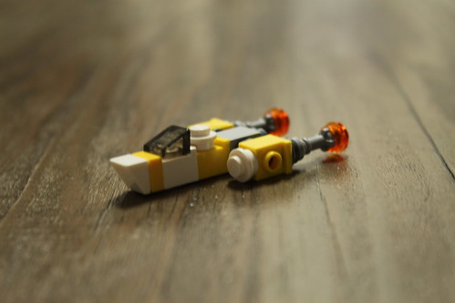 Day 18 - Y-wing