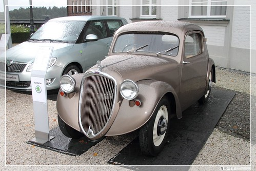 1936 - 1937 Škoda Sagitta Prototyp (Typ 911) (01)