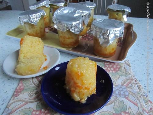 Marmeladen- und Sirup-Pudding