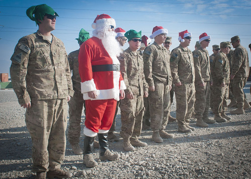Christmas in Regional Command-East [Image 2 of 3]