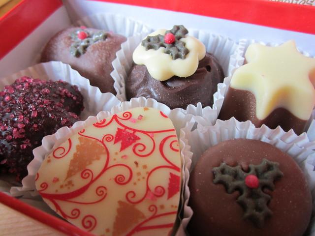 Christmas chocs (5)