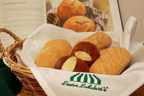 Sister Schuberts Bread Basket