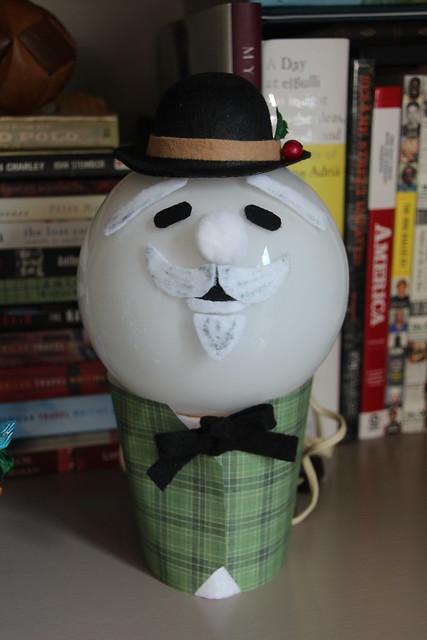 Sam the Snowman