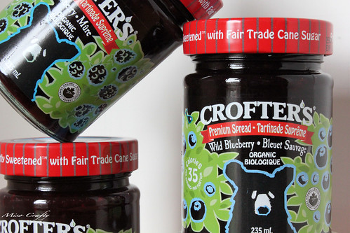 Crofters Fruit Spread