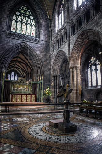 917/1000 - Chester Cathedral by Mark Carline
