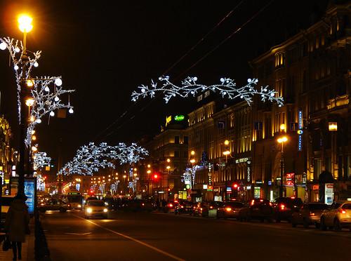 (351/365) Nevsky prospekt