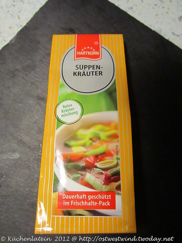 Suppenkräuter