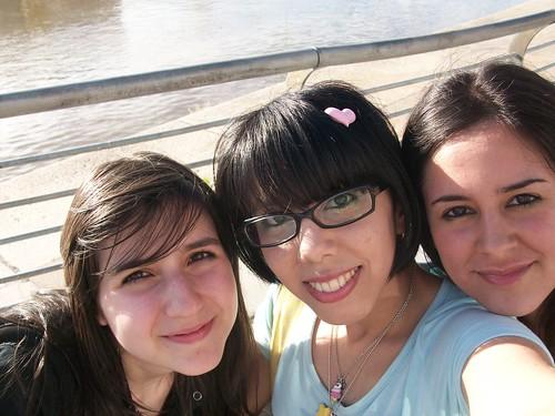 hoshi, me and natalia