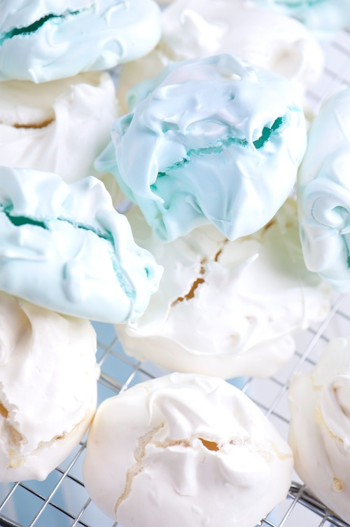 meringue vertical