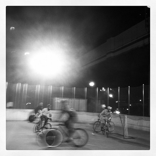 Play polo from 2011 to 2012! #bikepolo