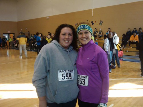 Dash into the New Year 5K