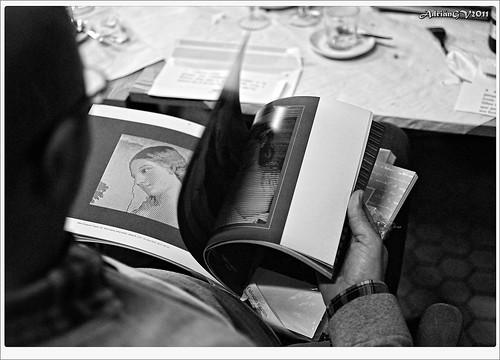 Café i llibre by ADRIANGV2009