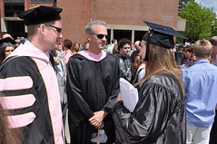 Simpson College Graduation, May 2011