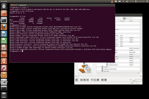 Öreg vasból távirányítható zenelejátszó Ubuntu-val #19