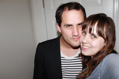 Ryan and I on New Year's Eve