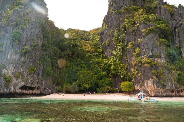 Shimizu Island, Tour A + B - El Nido, Palawan (111201-25)