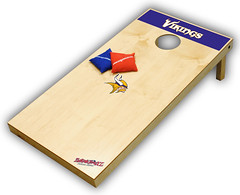 Minnesota Vikings Cornhole Boards XL