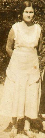 Maude Mae Jones Sharp (1902-1996)
