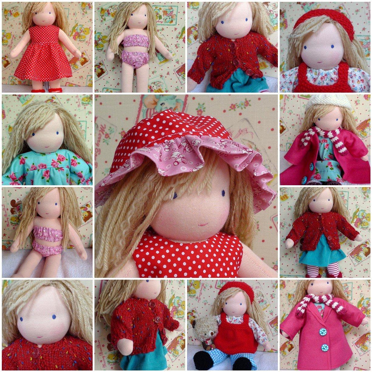 Caitlin's doll