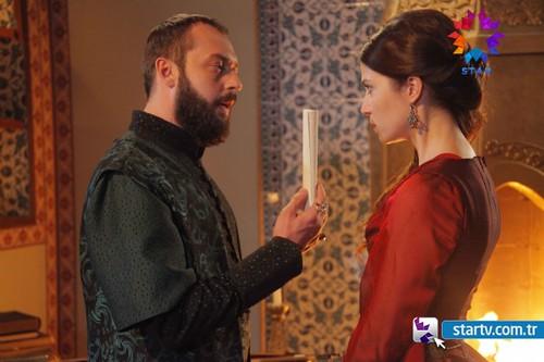 Muhteşem Yüzyıl 41. Bölüm Özeti; Sultan Süleymanın Hürrem
