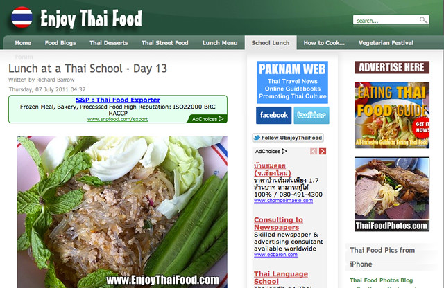 6639555205 cf9623ce5f z 7 Top Thai Food Blogs to Follow in 2012