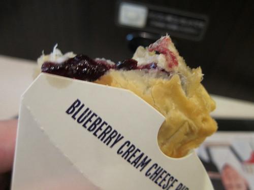 マクドナルドブルーベリークリームチーズパイ