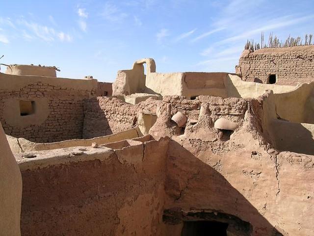 Ancient Mud House Flickr Photo Sharing