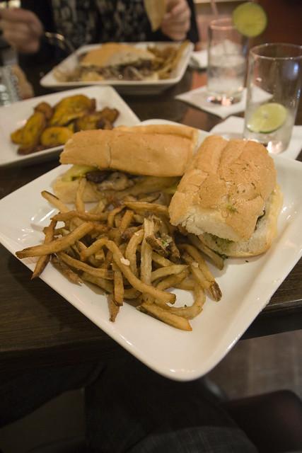 365.115 Tropical Pork & Fries