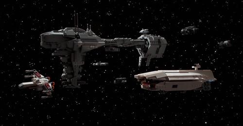 """""""Princess, we'll find Han. I promise."""""""
