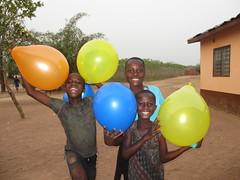fun, yellow, play, party, balloon,