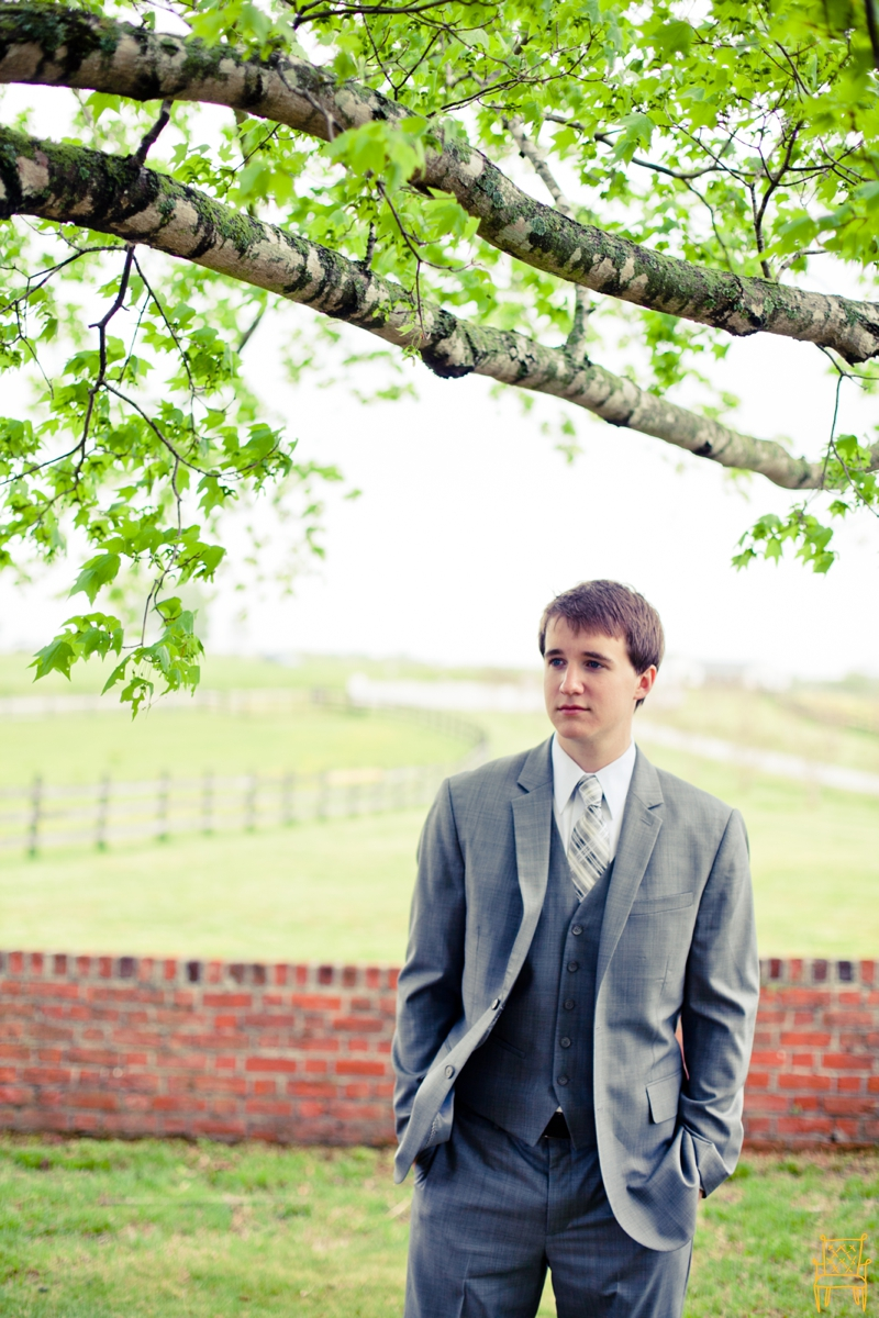 gray and yellow outdoor vintage wedding_031