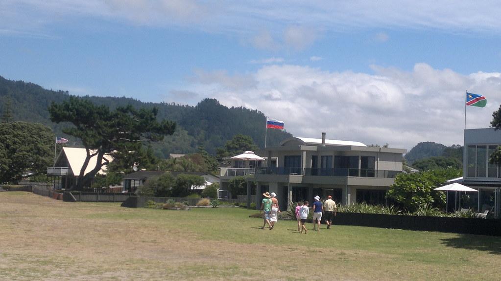Hotels In Pauanui New Zealand