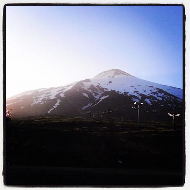Volcán de Villarrica