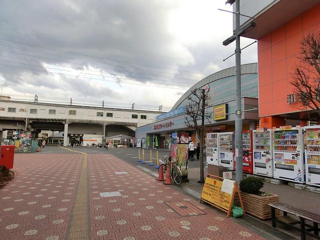西部拝島線 東大和市駅