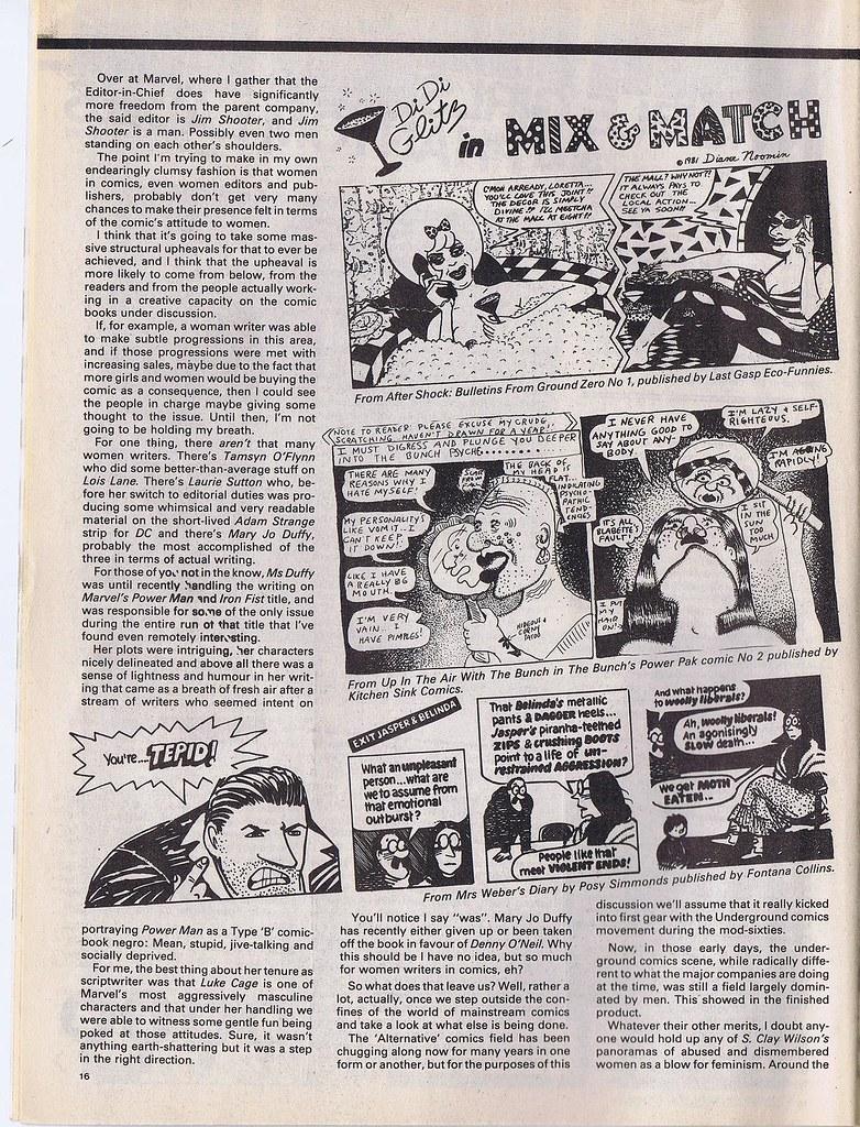 Sexism in Comics 8