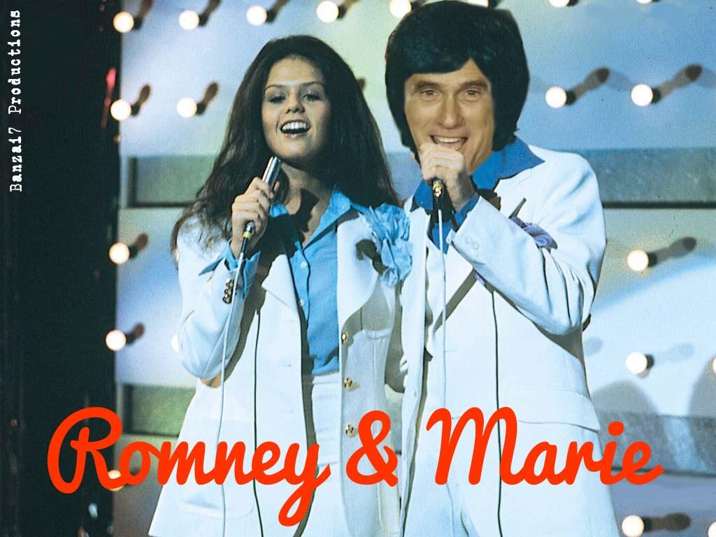 ROMNEY & MARIE