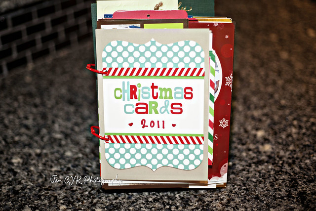 Christmas Card Pinterest Project